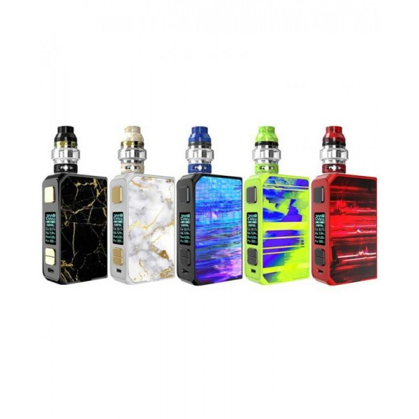 Coilart Lux 200W Temp Control Kit With Mesh Tank