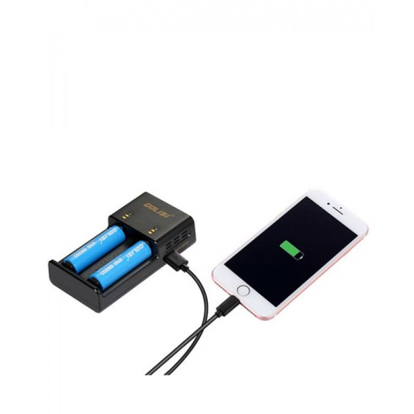 Golisi O2 Fast Battery Charger