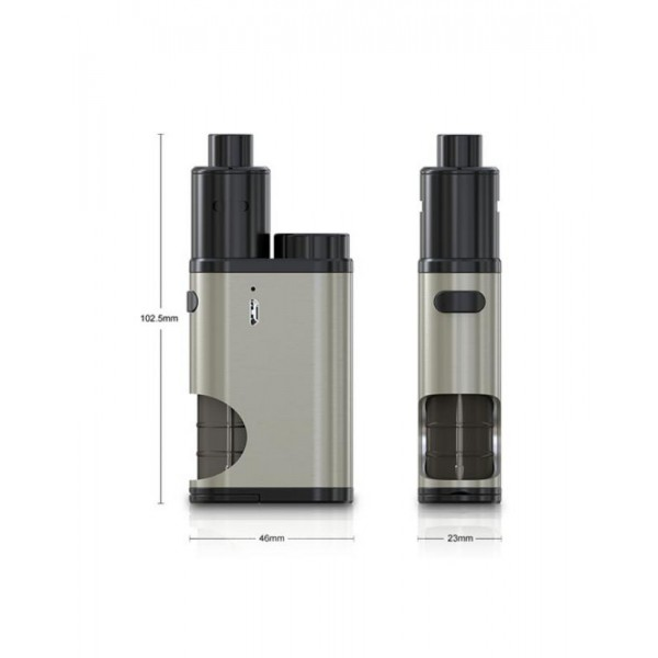 Eleaf Pico Squeeze Vape Kit With Coral Tank