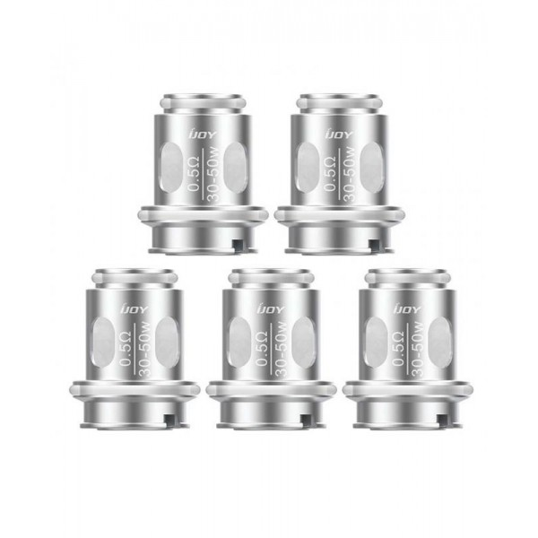 iJoy Flash Replacement Coils 5PCS/Pack