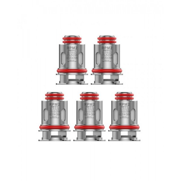 Smok RPM2 Mesh Replacement Coils 5PCS/Pack