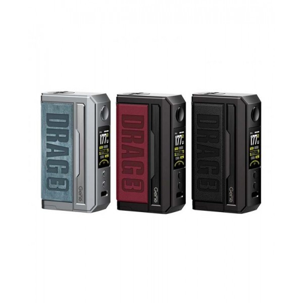 Drag 3 177W Box Mod By Voopootech