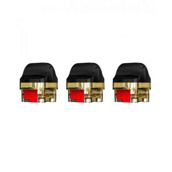 Smok RPM 2 Replacement Pods Without Coil 3PCS/Pack